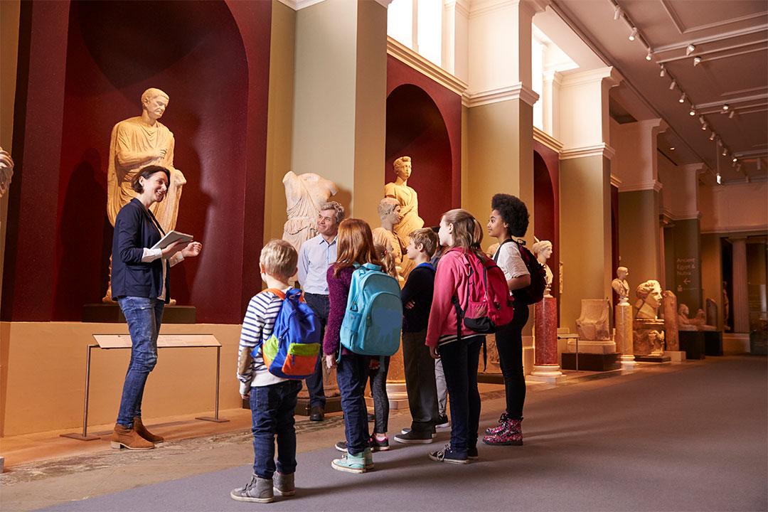 Hoe het Rijksmuseum inhaakt op speciale dagen...