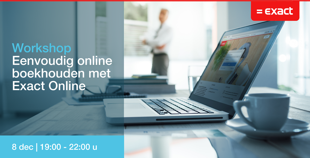 B4 Accountants & belastingadviseurs workshop Exact online