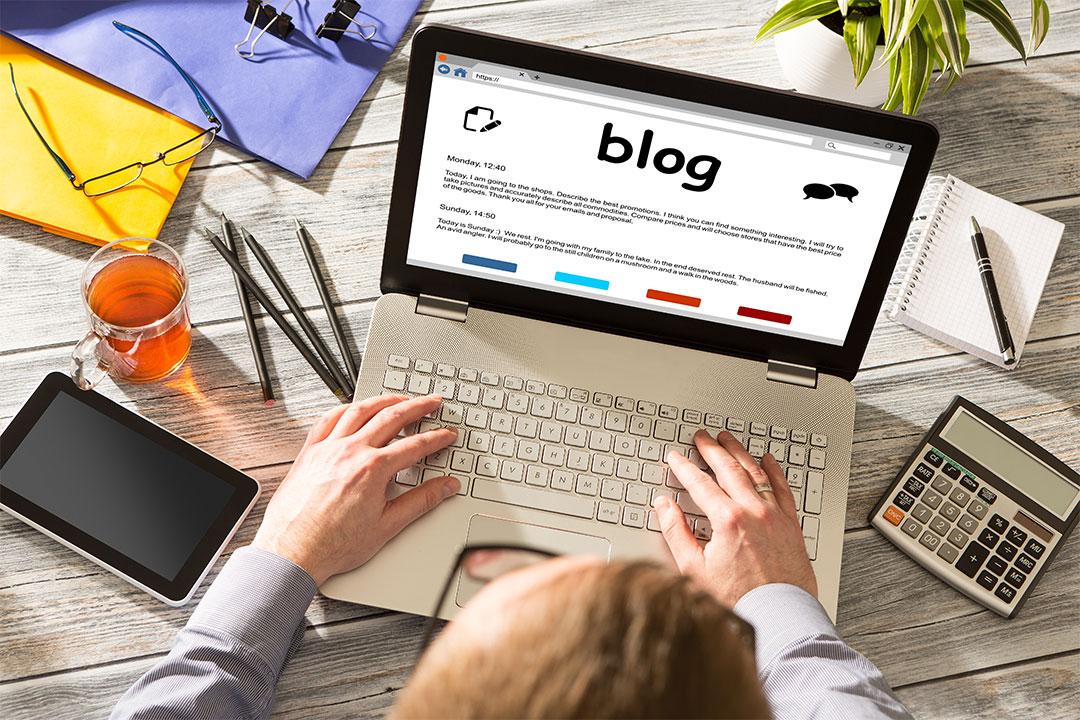 Verzamelen en delen van content door MKB-bedrijven een groot effect