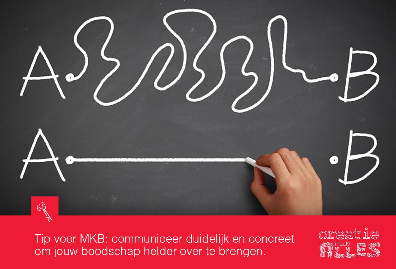 6 Tips voor een effectieve boodschap van jouw reclame uiting